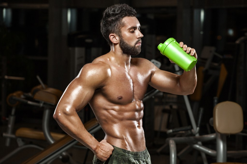 optimize protein drink consumption