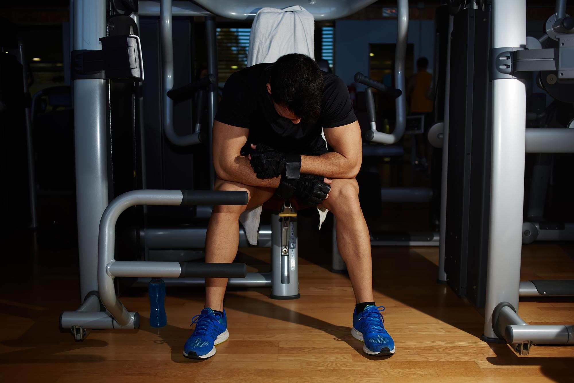 fitness program failure